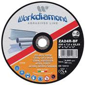 WORKDIAMOND DISQUE A EBARBER 125X6,5