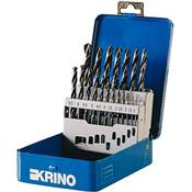 KRINO COFFRET FORETS METAL ECO - 19 PIECES