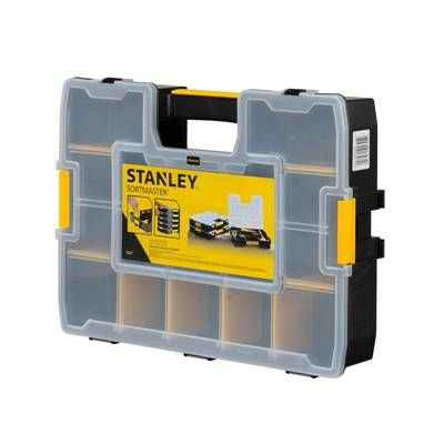 STANLEY ORGANISEUR SORTMASTER 17 COMPARTIMENTS