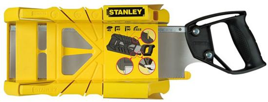 STANLEY BOITE A COUPE HOLSTER ABS + SCIE A DOS INTEGREE