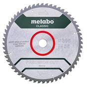 "METABO LAME DE SCIE ""PRECISION CUT WOOD CLASSIC"" 305X30 - Z56WZ 5° NEG"